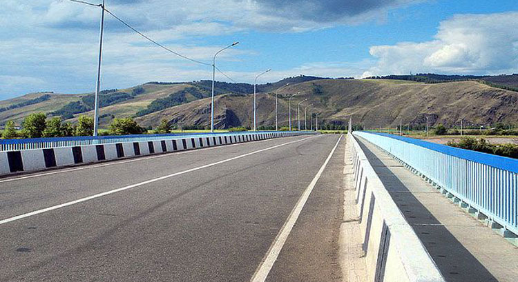 Мост Корона Тубы